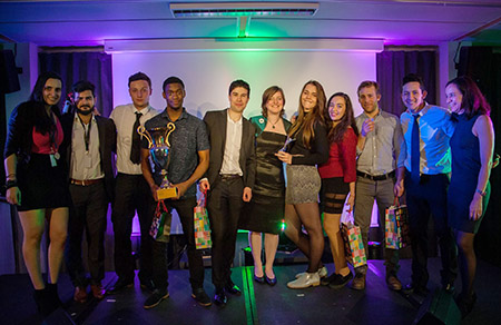 Webster's Got Talent Europe 2016