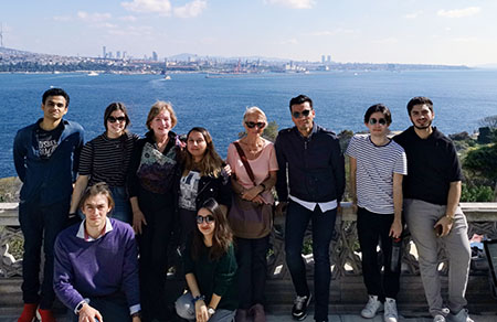 Art of the Middle East Study Tour to Istanbul